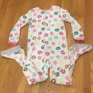 """""""Donut"""" Footie Pajamas by Carter's"""